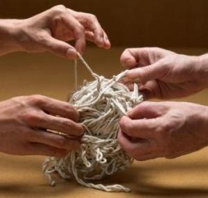 Untangling a Mess