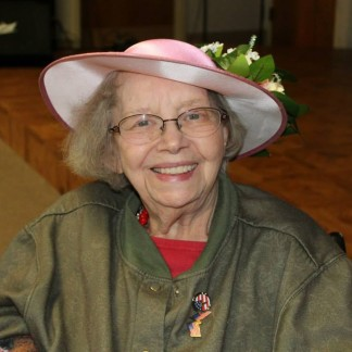 veteran lady