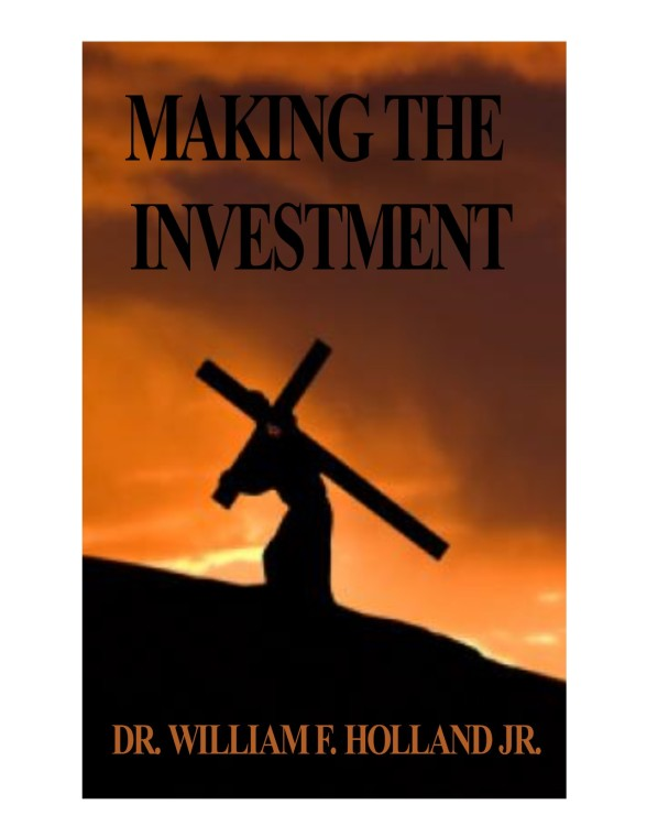 MAKING THE INVESTMENT COVER