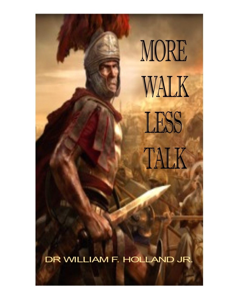MORE TALK LESS WALK
