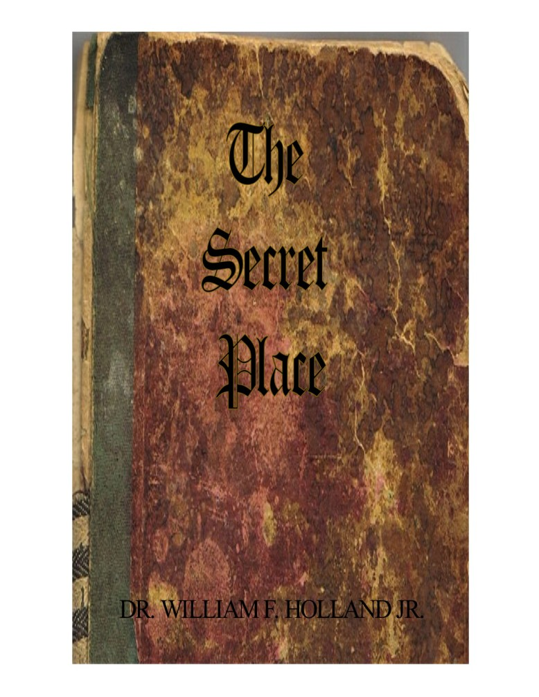 THE SECRET PLACE COVER 2