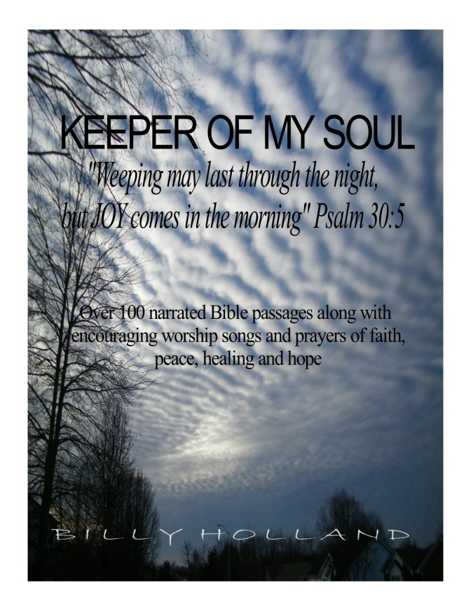 Keeper of my soul cover - 2