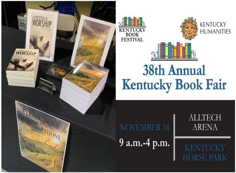 Kentucky Book Fair 2019